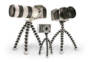The Gorillapod Family