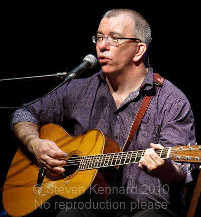 James Keelaghan at the Evergreen Theatre