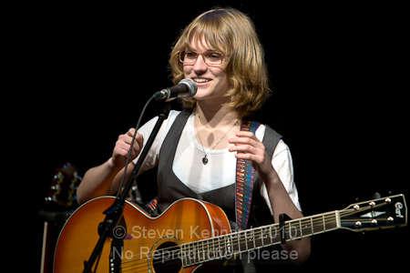Molly Thomason at the Evergreen Theatre