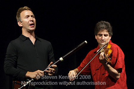 Chris Norman and David Greenberg