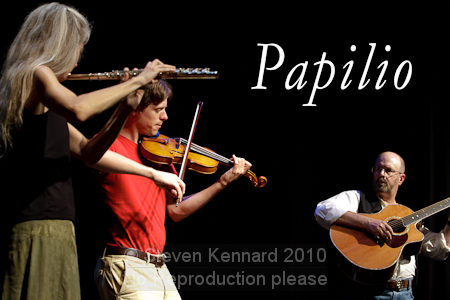 Papilio at the Evergreen Theatre