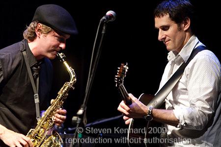 Ian Sherwood and David Carroll