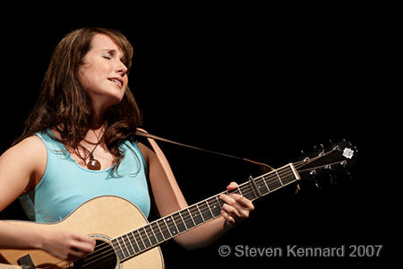 Stephanie Hardy at the Evergreen Theatre
