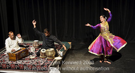 Vineet Vyas, Bageshree Vaze, Vijay Vyas