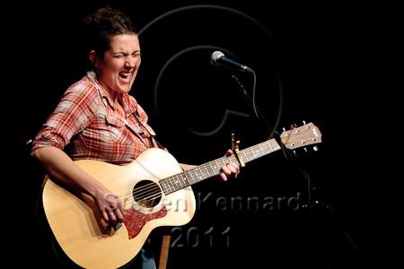 Ashley Condon at the Evergreen Theatre 2011