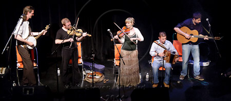 Caladh Nua at the Evergreen Theatre 2011
