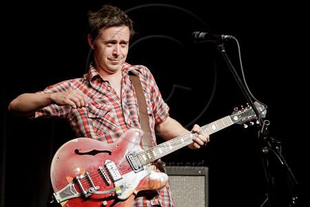 Danny Michel at the Evergreen Theatre 2011