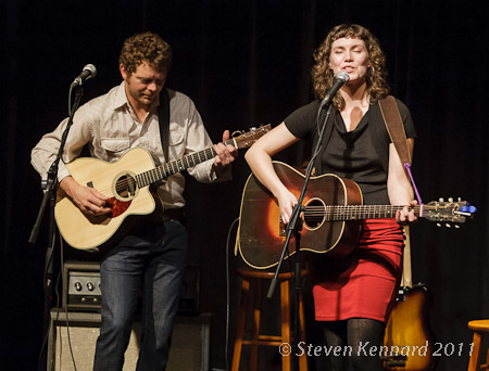 Catherine MacLellan at the Evergreen Theatre 2011